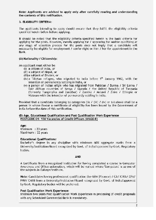 Union Bank of India Scale 3 Recruitment - 2018-2019 StudyChaCha