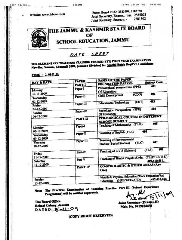 Click image for larger version  Name:Jammu & Kashmir State Board ETT Date Sheet 2012.jpg Views:261 Size:96.4 KB ID:1834