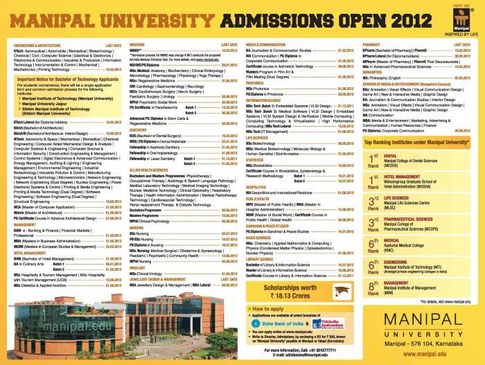 Manipal University Admissions Notification.jpg