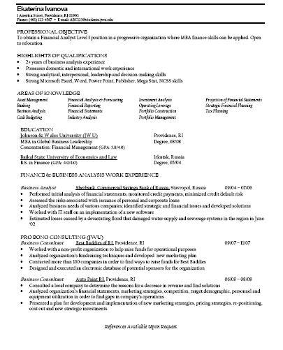 mba student resume samples Pertamini