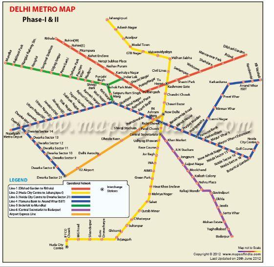 Map Of Nehru Place | Map feccnederland