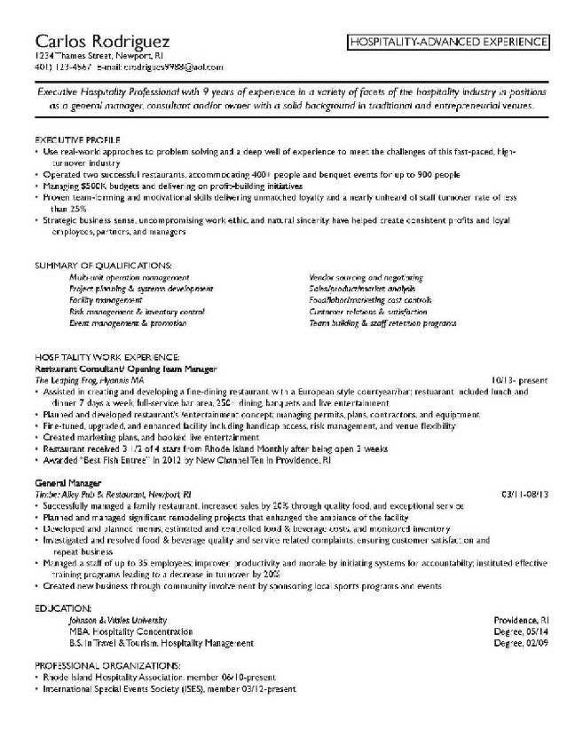 career objective mba finance resume