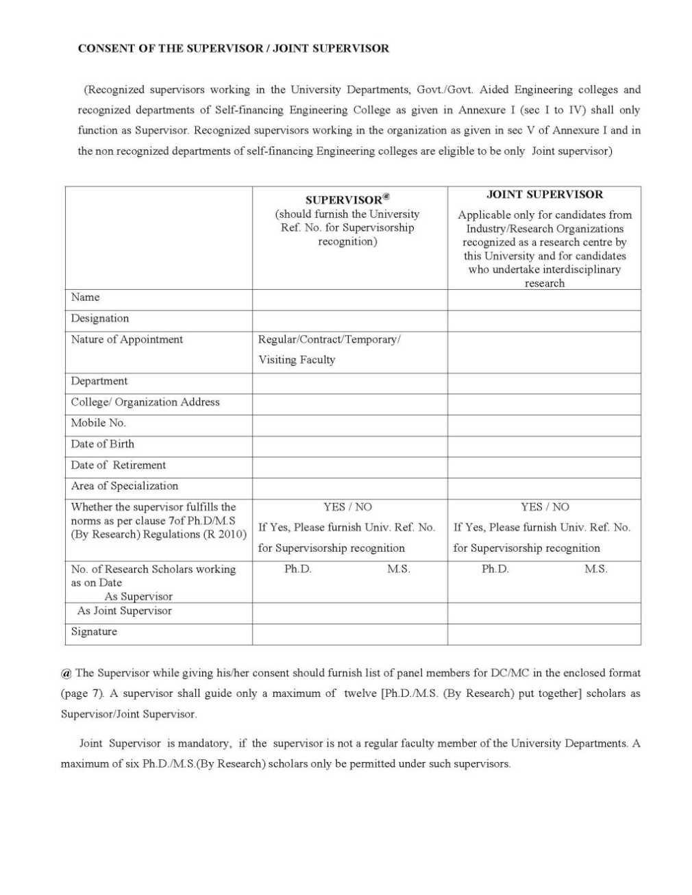 Anna-University-form-PhD-5 Xerox Application Form on sample scholarship, sample rental, examples job, blank scholarship, credit card, free printable job,