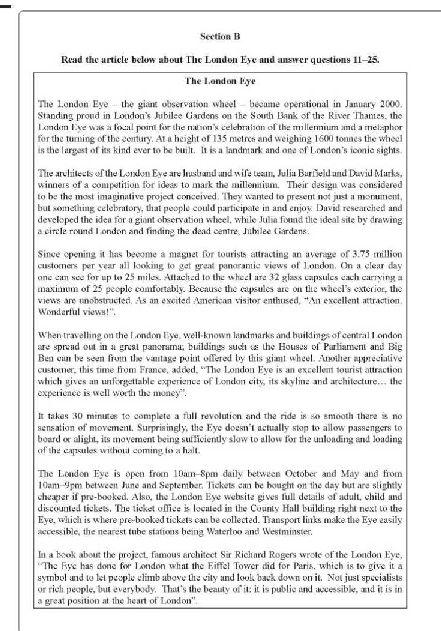 O Level 2010 English Language Paper