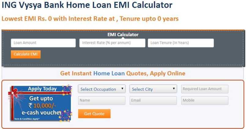 Union Bank Of India Car Loan Calculator