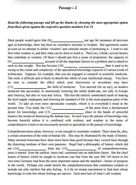 b ed entrance exam previous year question paper of delhi university