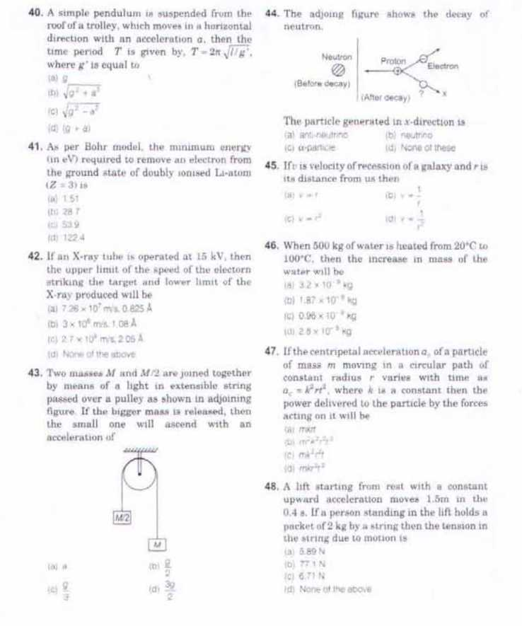 Upcpmt 2015 Question Paper Pdf