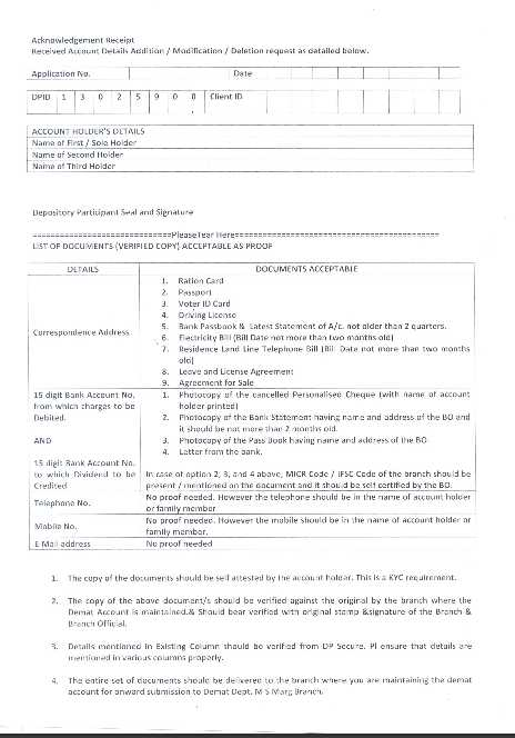 union bank of india dd form