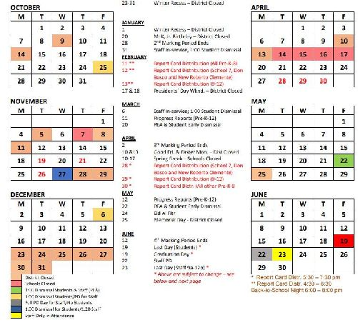 Pps Calendar 2022.Paterson Public Schools Calendar 2021 2022 Studychacha